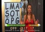 Казус на шведском ТВ, смешное видео.