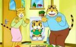 Японский обучающий мультфильм, смешное видео.